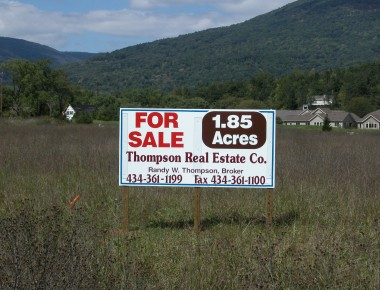 1.5 acres on Route 151