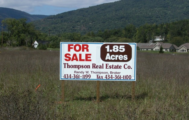 SOLD! 1.85 Acres on Route 151